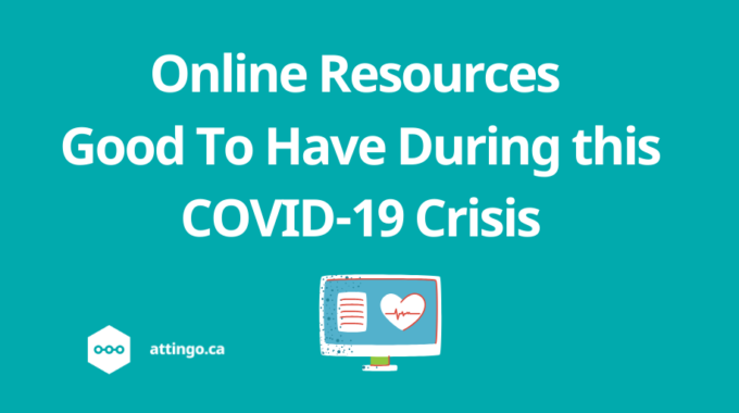 Top Online Resources Good To Have During This COVID-19 Crisis